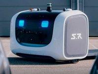 Londyn, Gatwick, Stanley Robotics, stan, robot parkingowy