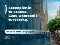 gdańska organizacja turystyczna, szczepienie, covid19, Łukasz wysocki