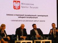 ministerstwo sportu i turystyki, polski związek organizatorów turystyki, ogólnopolskie stowarzyszenie agentów turystycznych