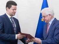 ambasador, Rzeczpospolita Polska, Finlandia, Helsinki, MSZ
