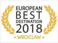 wrocław, konkurs, nagroda, european best destination
