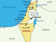 turystyka, hotel, airbnb, izrael, palestyna, zachodni brzeg jordanu