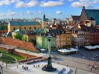Warszawa, miasta, City Costs Barometer 2019, Kraków,  Reykiawik