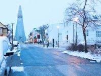 lotnisko, rejkiawik, keflavik, islandia, pogoda, droga, zamknięcie
