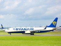 ryanair, rezerwacja, przewoźnik lotniczy