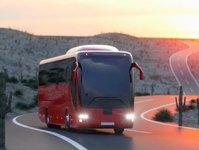 Polonus, podróż, wakacje, autokar, Neobus
