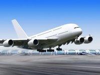 przewoźnik, port lotniczy, samolot, emirates, airbus, boeing