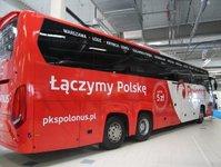 przewoźnik, autobus, pks polonus, dworzec, transport, konkurencja, sprzedaż biletów