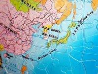 Korea Południowa, szlak, turystyka, Goseong, DMZ