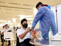 linie lotnicze, emirates, przewoźnik lotniczy, szczepionka, covid19