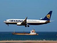 ryanair, linie lotnicze, przewoźnik lotniczy, zysk netto, bilety