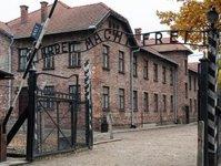 oświęcim, niszczenie muzeum Auschwitz, kara, grzywna, sąd rejonowy, kara