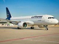 linie lotnicze, przewoźnik lotniczy, lufthansa, samolot, airbus