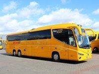 RegioJet, transport, przewoźnik, autobus, Polska, Czechy