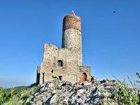 zamek, Chęciny, świętokrzyskie, atrakcja turystyczna