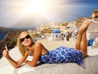 Grecja, turystyka, rekord, turyści, sezon
