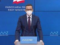 premier, minister zdrowia, mateusz morawiecki, adam niedzielski,