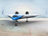 samolot, klm, politechnika, delft, projekt, transport, silnik turbowentylatorowy