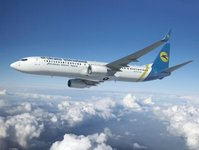 ukrainian international airlines, uia, przewoźnik lotniczy, Kraków, Kijów, Bangkok