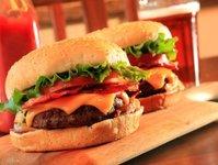burger, miasto, jedzenie, gastronomia, restauracja, bobby burger