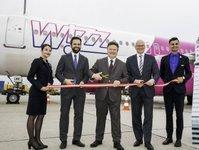 linie lotnicze, przewoźnik lotniczy, wizz air, baza, lotnisko, port lotniczy,wiedeń