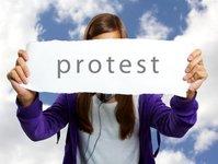 32,,strajk, protest, muzea, grecja, strażnik, zamknięte, akropol,