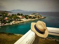 grecja, tłumy, turyści, zwiedzanie, wakacje, rekord, Bank Grecji,