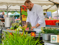 VI Kulinarny Festiwal Kwiatów Jadalnych, Hortulus Spectabilis, ogrody hortulus, festiwal