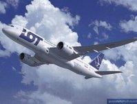 Korfu, Grecja, PLL LOT, Small Planet Airlines, Warszawa