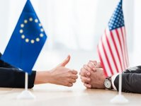 iata, komisja europejska, stany zjednoczone ameryki, ursula von der leyen