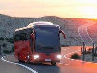 przewoźnik, autobus, polonus, autokar, pasażer